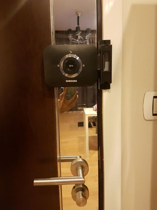 ให้เช่า Equinox condo full furnished พร้อม Digital door lock