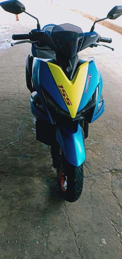 2018 Yamaha Aerox, 155 CC