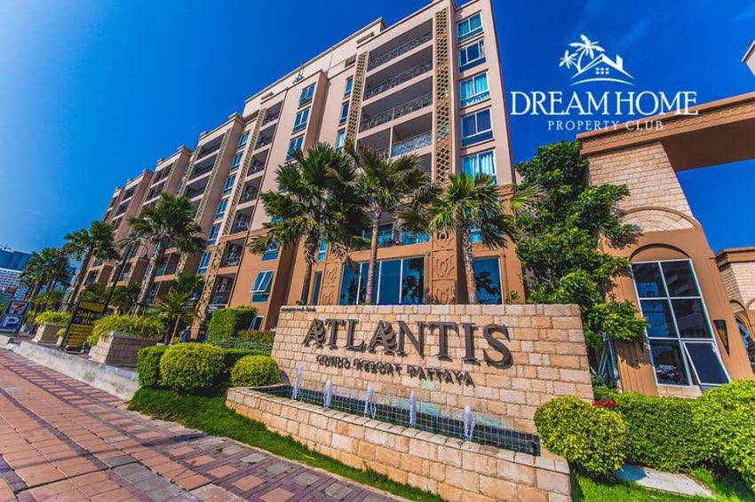 Atlantis Condo For Sale