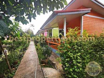 Resort in Ban Tao Than, Sattahip, 3-minute drive to the Sea