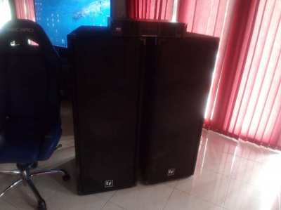 Professionnal Audio Sound System