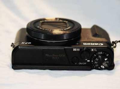 Canon PowerShot G7X II G7 X Mark 2 Wi-Fi, NFC camera