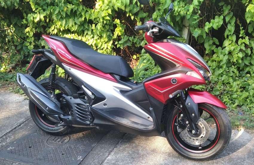 Yamaha Aerox ABS - Top Model - Looks and drives Like New !