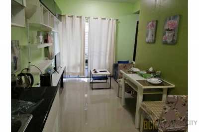 A Space Asoke Ratchada Private Garden 1 Bedroom Unit for Rent