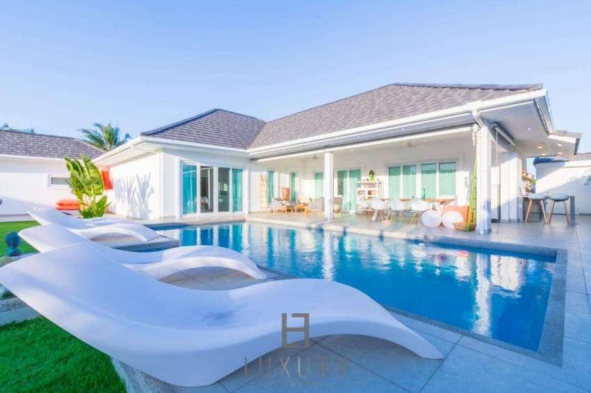 New 4 Bedroom Pool Villa