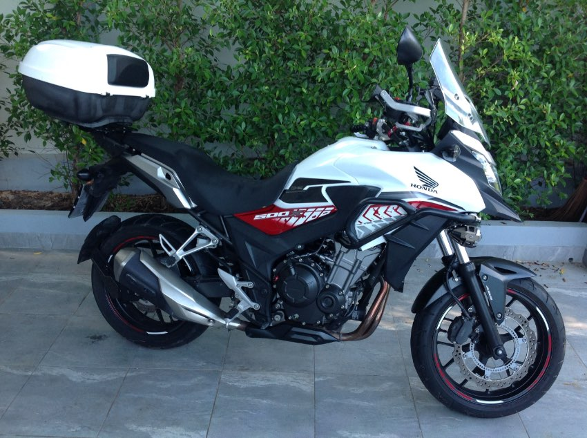 CB 500X For Sale