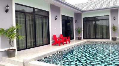 Nice 3 Bedroom Pool Villa