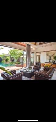 4+1 Bedrooms Villa in Laguna area with pool/jacuzzi/waterfall