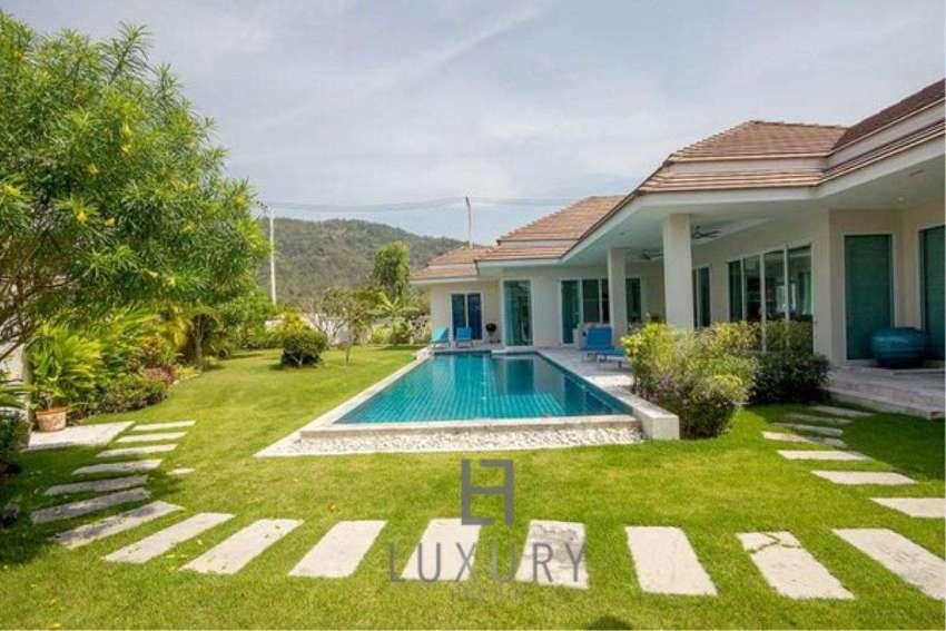 Luxury 4 Bedroom Pool Villa