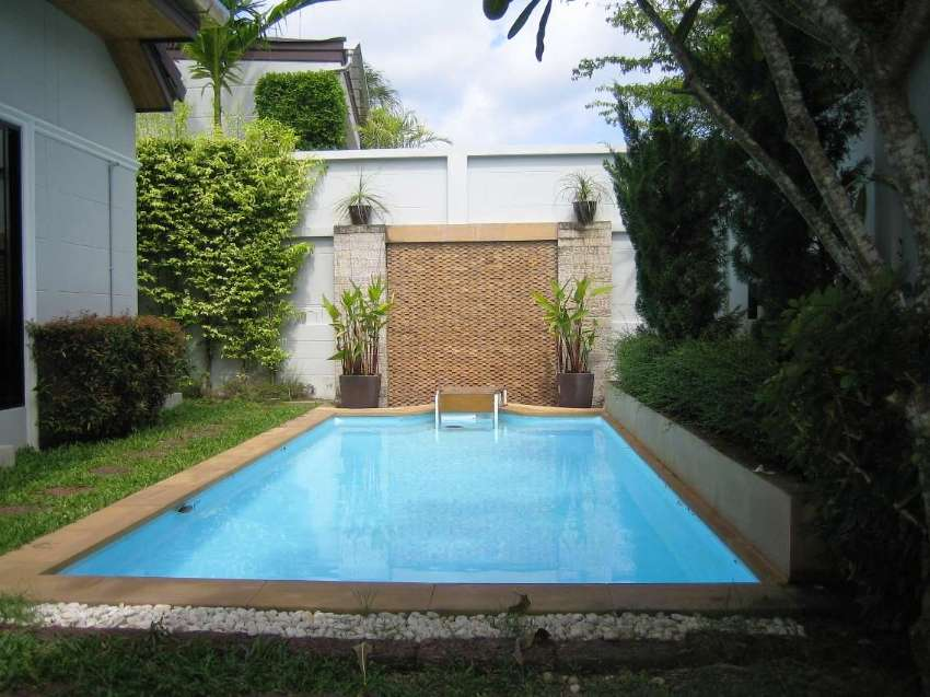 Bargain Priced Pool Villa