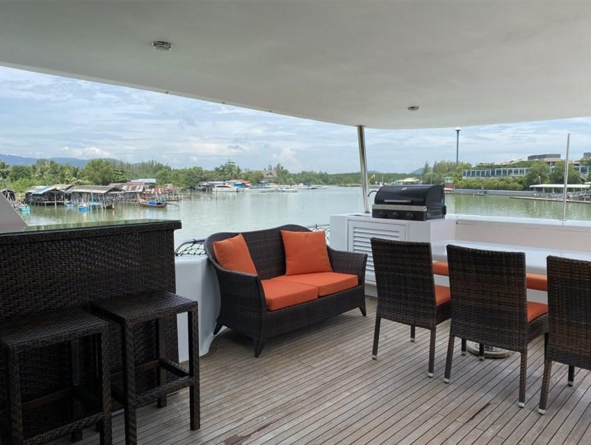 2014 Mandarin Cruiser IV Houseboat TH