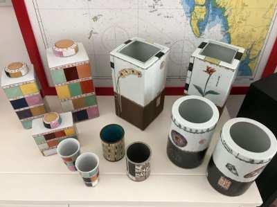 11 impeccable ceramic piece