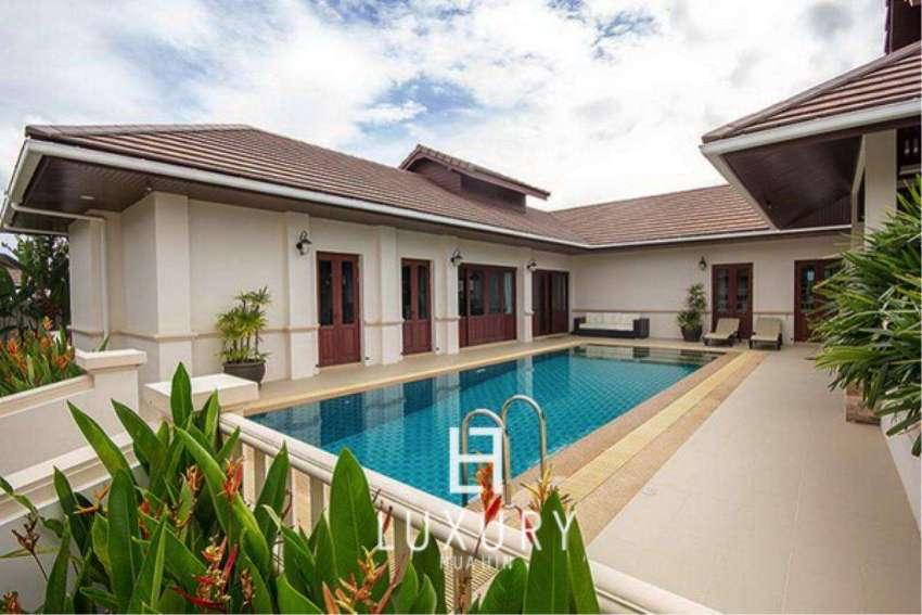 Bali Style 3 Bedroom Pool Villa
