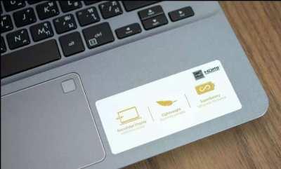 Asus X407U GEN7 i3, RAM 8GB DDR4, 1TBHDD, Finger Print, 14