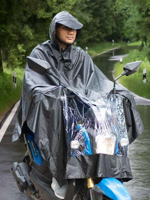 Motorcycle Rain Cover, New