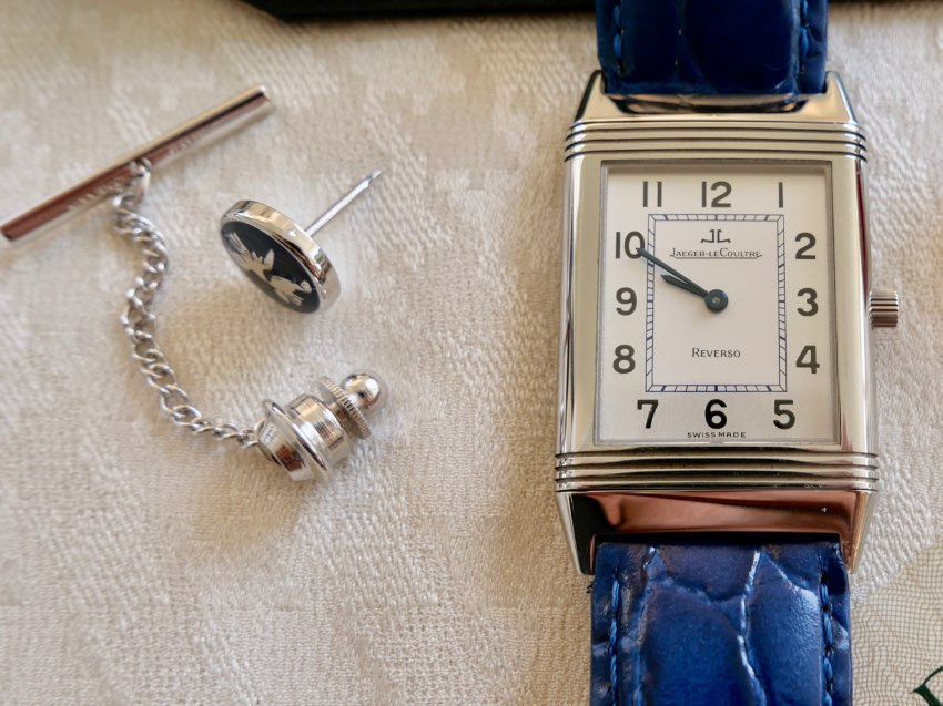 Jaeger Le Coultre Reverso. Stunning condition.