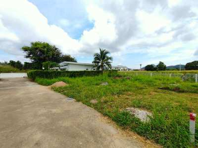 Hot!  Bargain Priced 304 sqm. Home Plot Small Private Gated Community