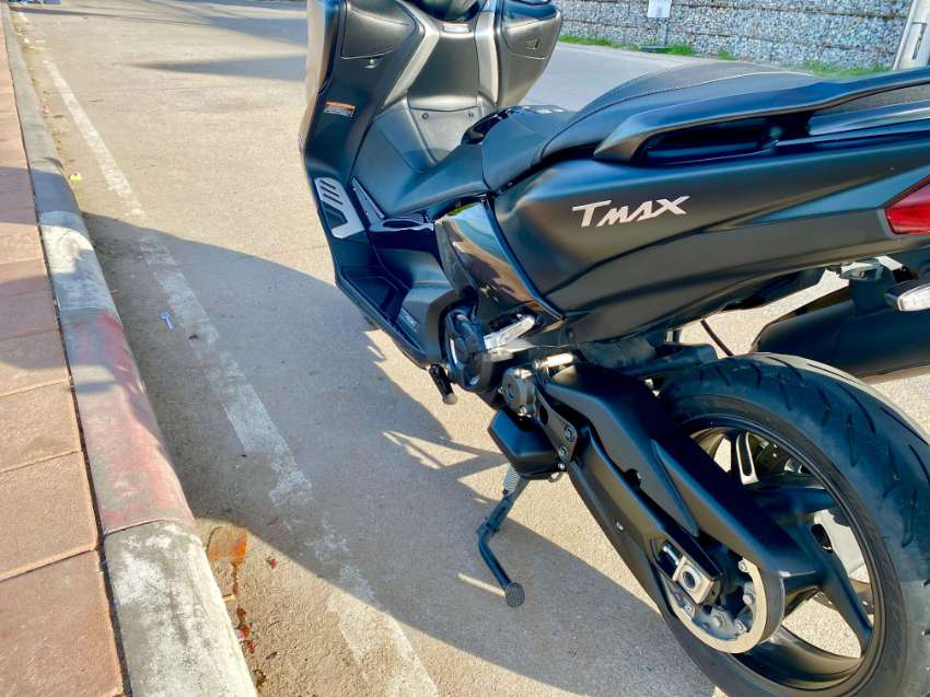 Yamaha TMAX 530 SX Black very good condition as New