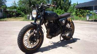 Custom Stallion 200cc