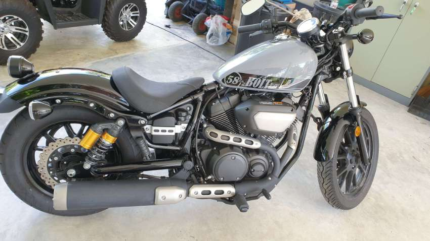 Yamaha Bolt R new condition