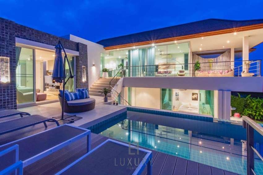 Phu Montra K-Haad : Luxury, Modern and Stylish 5 Bedroom Villas