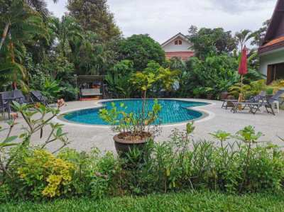 3 Bedroom Villa in Bophut, Koh Samui