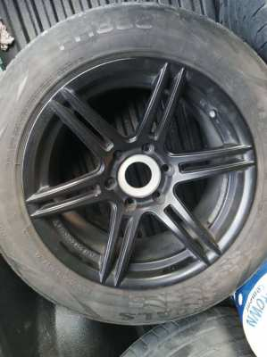 Mag rims with tires for Triton, B50, Hilux ect. For sale