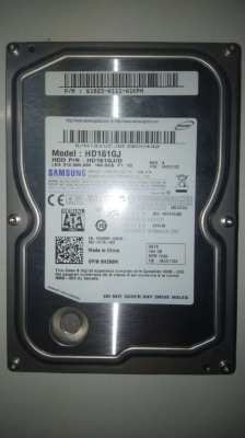 Samsung HDD HD161GJ/D 160GB 3.5