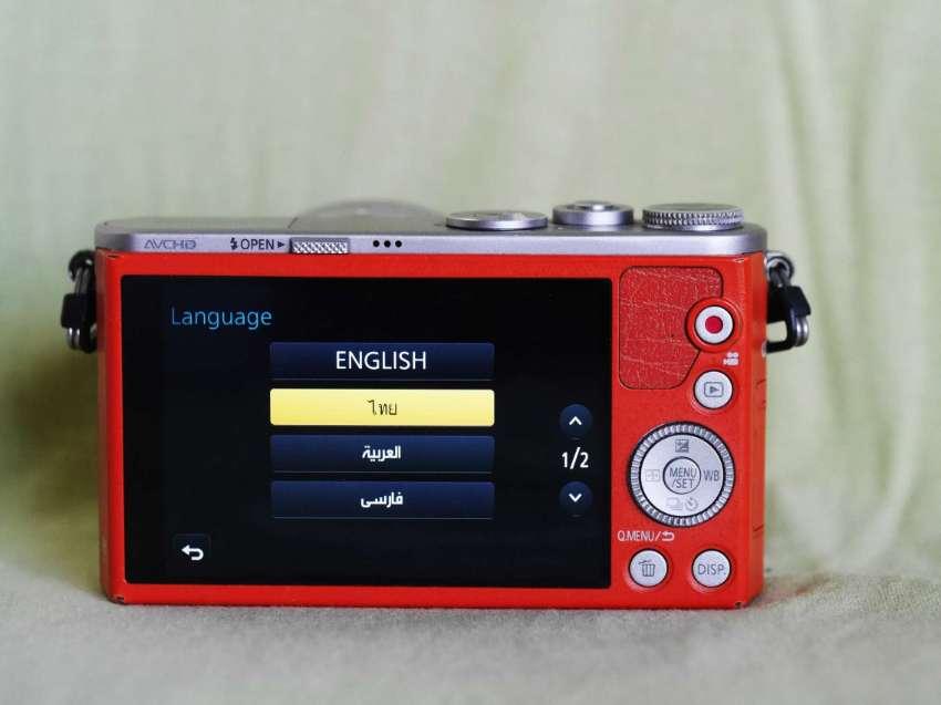 Panasonic LUMIX DMC-GM1 12-32mm lens