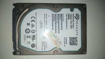 Seagate Laptop Thin 500GB  2.5
