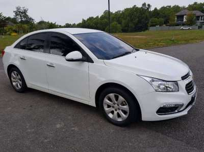 Good as new Chevrolet Cruze 1.8LT 2017, Sold by Owner