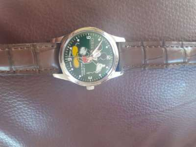 ORIS mechanics watch Vintage Mickey