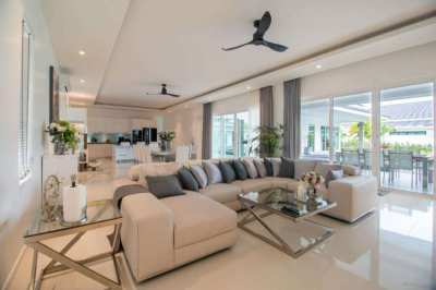 5 BR New luxury Pool Villa for sale in Hua Hin - Cha Am. (by Owner)