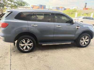 2016 Ford Everest 3.2 titanium