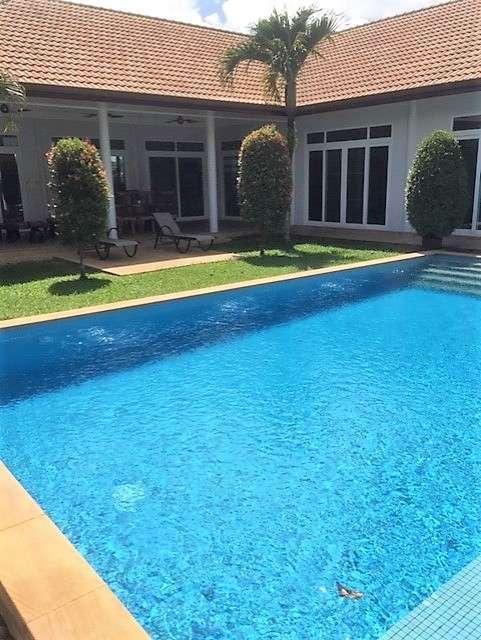 Sea View 4 br Pool villa Rawai for Sale