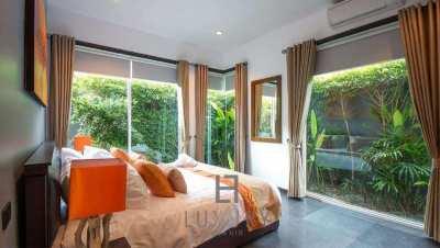 Wonderful 3 Bedroom Pool Villa