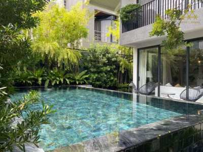 4 BEDROOMS MODERN HOUSE FOR RENT AND SALE IN EKKAMAI