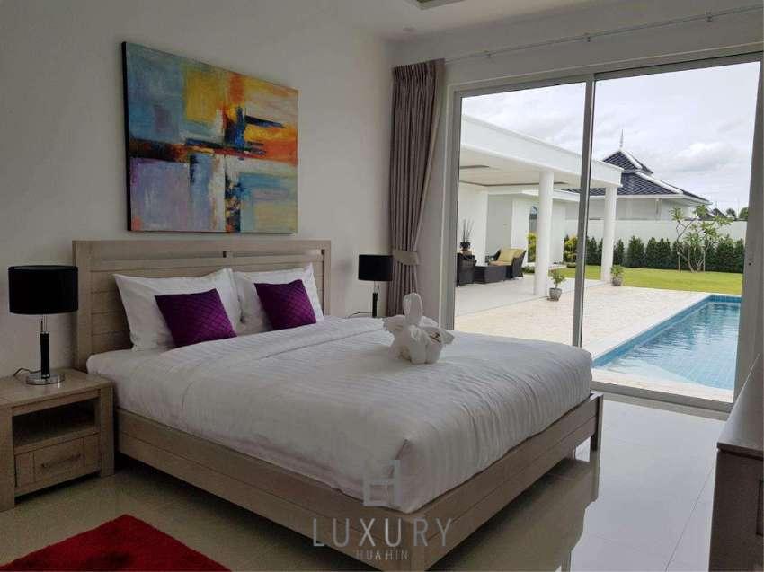 Stunning Brand New 4 Bedroom Pool Villa
