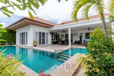 Luxury 3 Bedroom Pool Villa Sale 12,750,000 THB