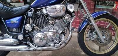 The Most Beautiful Virago 1100 cc in an Excellent Condition- # 1