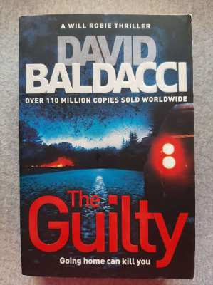 David Baldacci  - The Guilty; A Will Robie Thriller