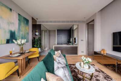 For Sale  -Saladaeng One , 1BR (56.40 sqm) at 22MB