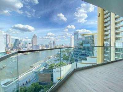 Condo for rent Mandarin Oriental Residences, Chao Phraya River view