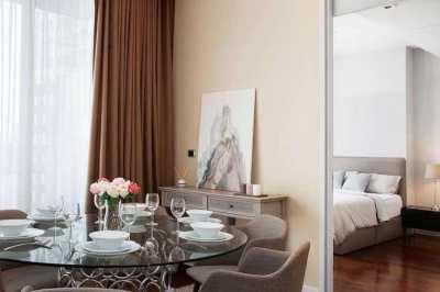 2 Bedroom Condo for rent near BTS Phrom Phong, Marque Sukhumvit