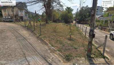 Land plot only 150 meters from Mae Ramphueng beach in Rayong!
