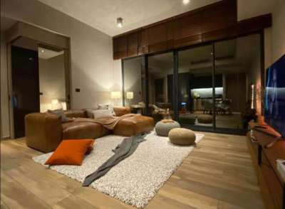 SALE with tenant - The Lofts Asoke, 2BR (86sqm), at 18.5M