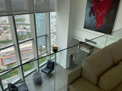 Condo for SALE - The River 4BR Duplex+ maid room (328sqm), at 90MB