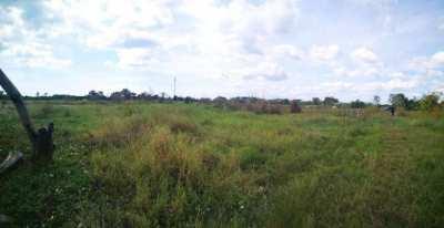 Land plot (568m²) close to Narai road in Rayong! Price 795,000 THB!