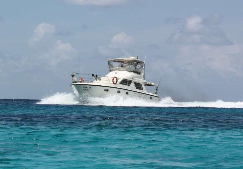 Urgent 47 feet Private Yacht For Sale