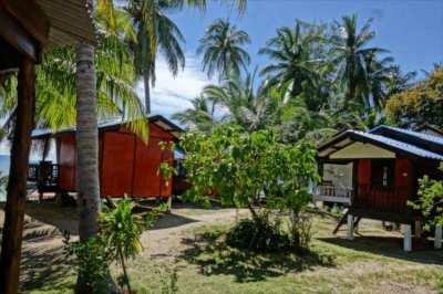 BEACH & JUNGLE RESORT FOR SALE IN KOH PHANGAN